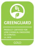 tintes sostenibles Greenguard