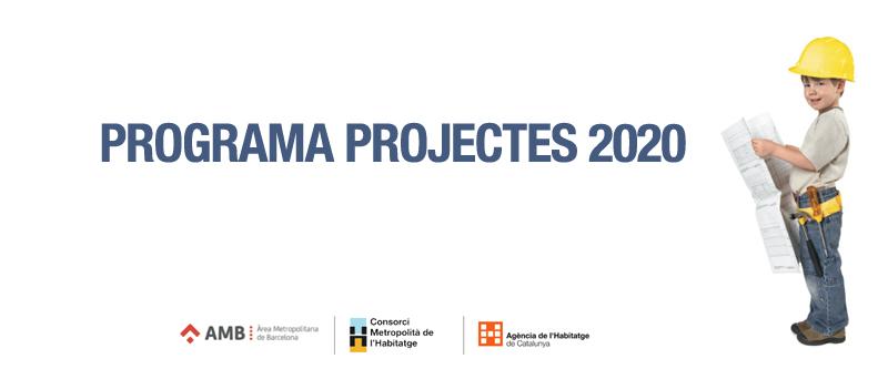 Programa Projectes 2020