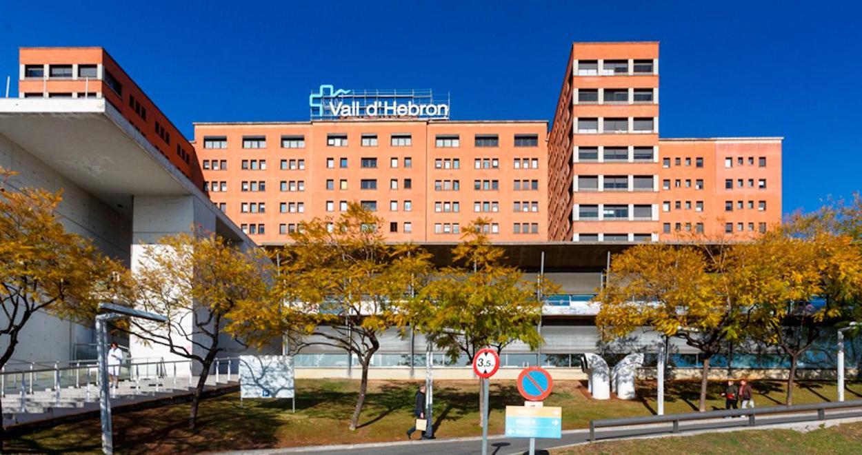 hospital vall d'hebrón